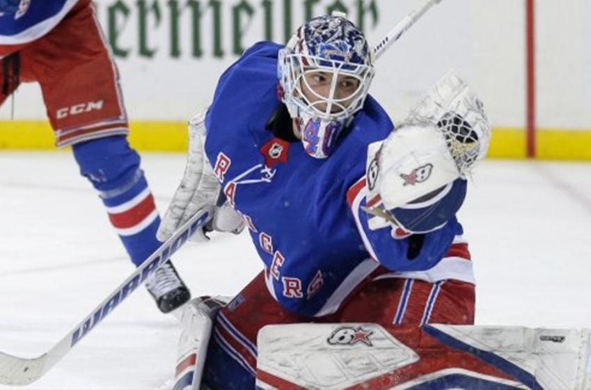 Rangers rookie Georgiev earns first career NHL shutout