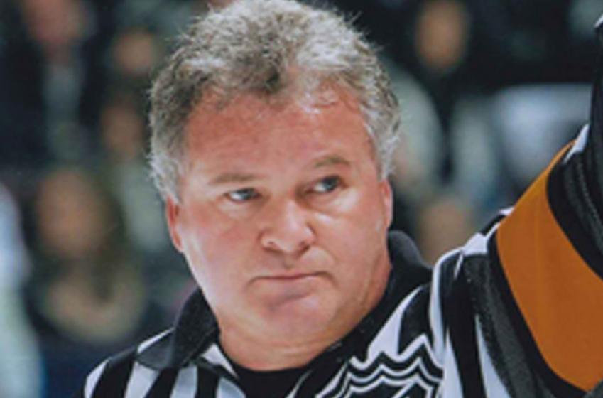 Breaking: Former NHL referee taken off life support after suffering stroke
