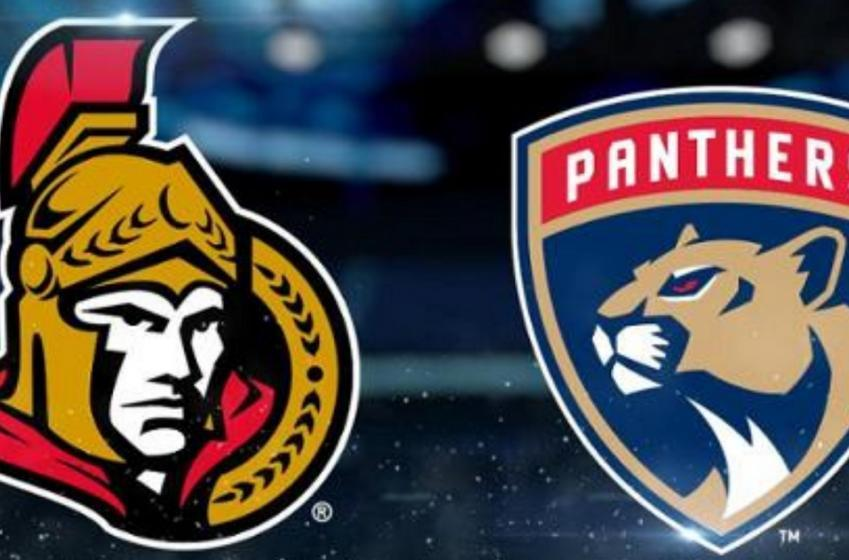 Senators and Panthers have made a minor trade.