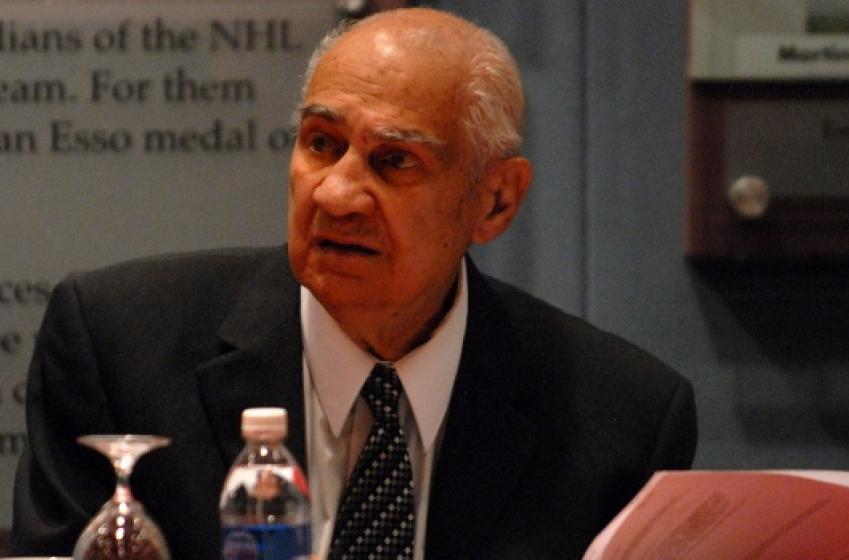 Breaking: NHL loses hockey legend Jim Gregory