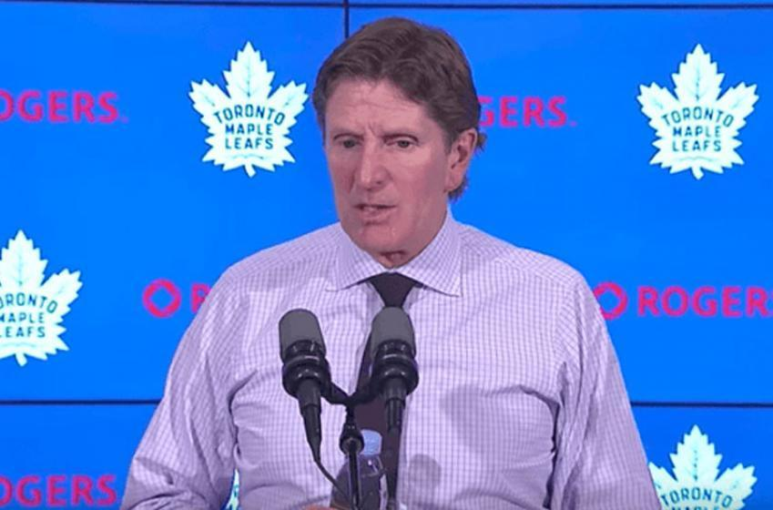"""Babcock admits that Ovechkin's comments sting and """"hurt my feelings"""""""