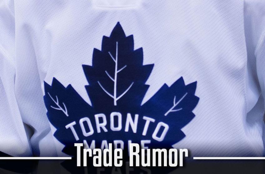 "Rumor: Leafs trading one of their top stars ""is inevitable."""