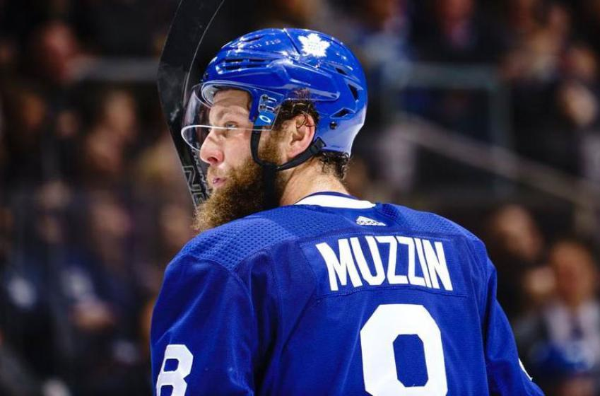 Breaking: Muzzin isn't injured BUT won't play tomorrow