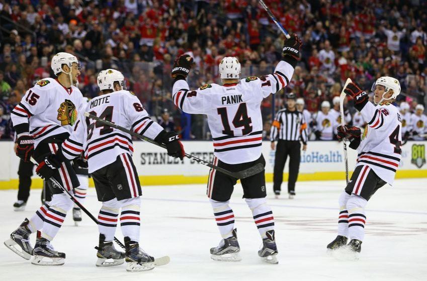 REPORT: Blackhawks Players On Top
