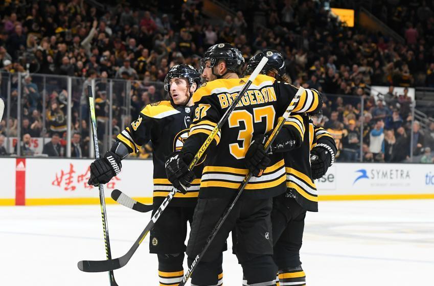 Bruins look to continue winning streak against the struggling Sens