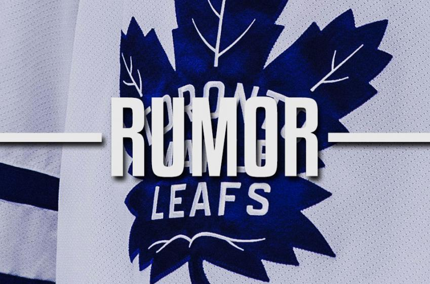 Report: Leafs Seeking Forward Help