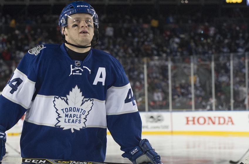 Breaking: First update on injured Leafs defenseman Morgan Rielly.