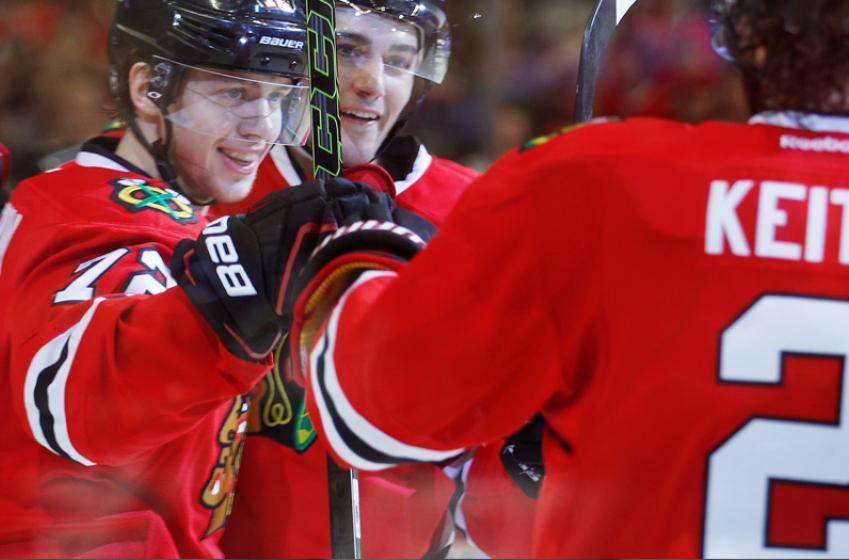 REPORT: Unstoppable Blackhawks Player