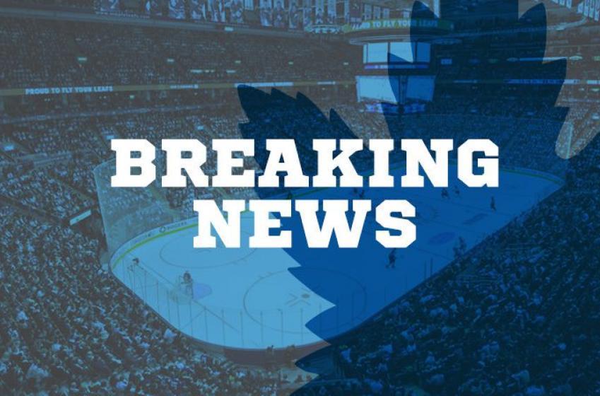 BREAKING: Maple Leafs (Big) Injury Report