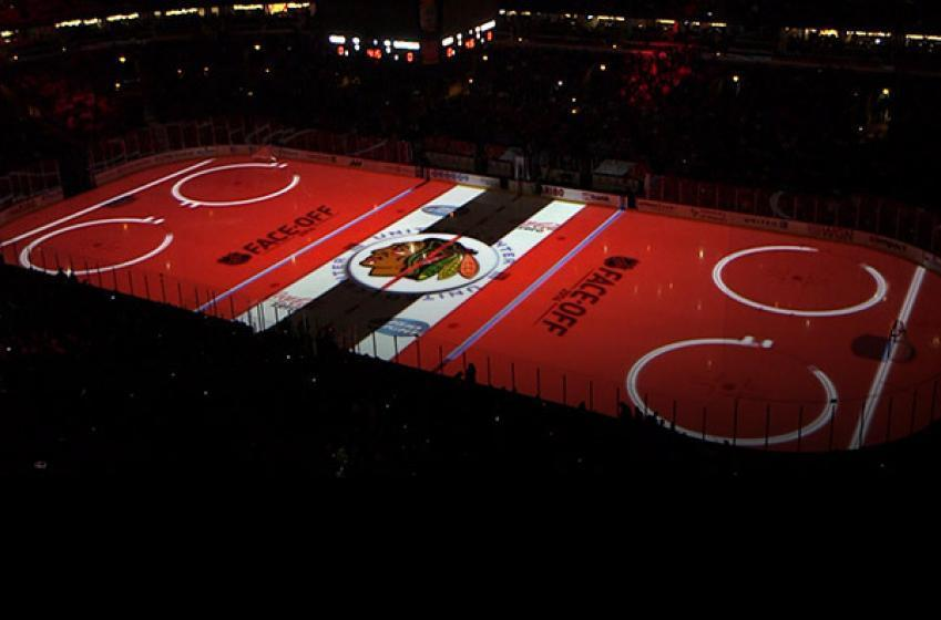 ICYMI: Astonishing Visuals for Blackhawks Fans