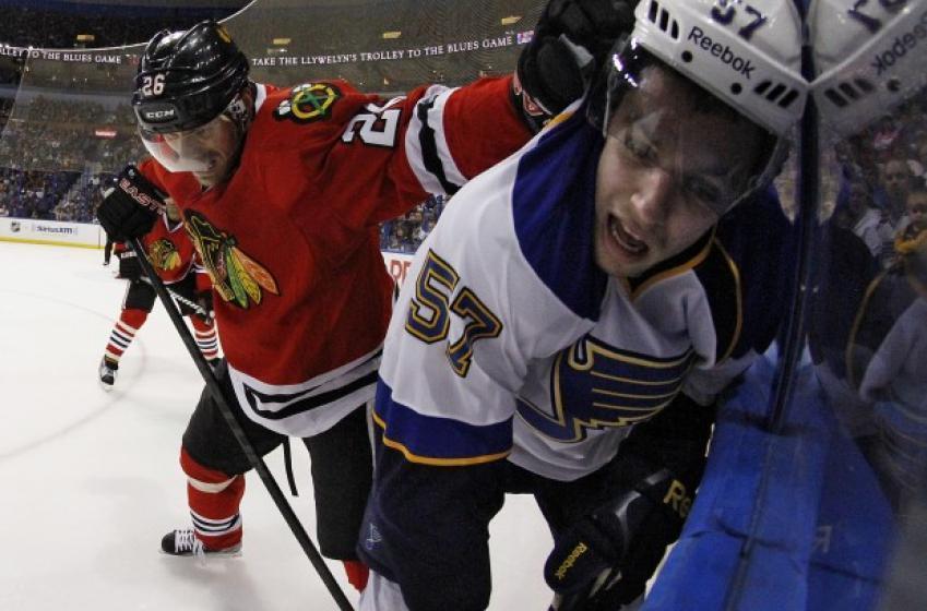 PREVIEW: Blackhawks vs Blues