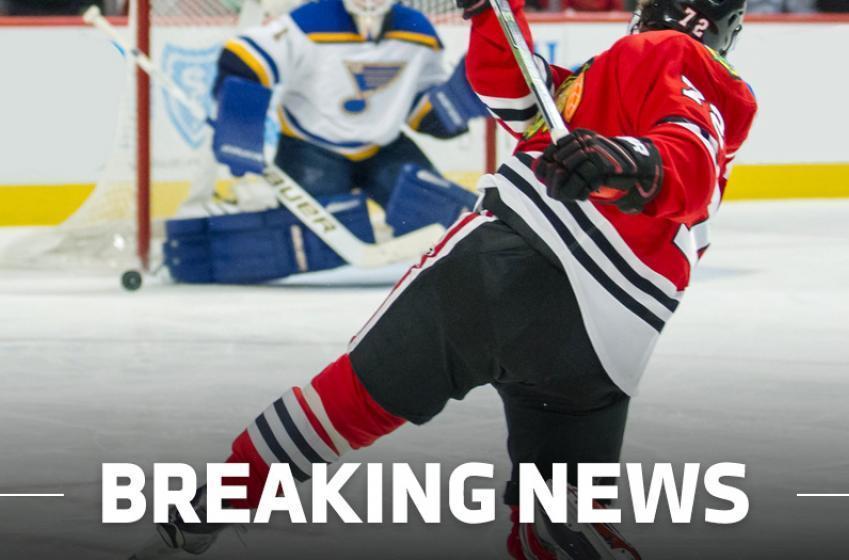 BREAKING: Blackhawks Player Missing