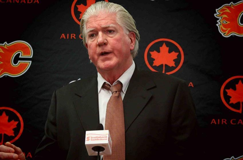 Brian Burke responds to Dougie Hamilton trade rumors in epic Burke fashion.