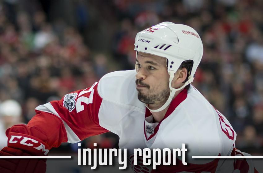Injury Report : Major update regarding Jonathan Ericsson