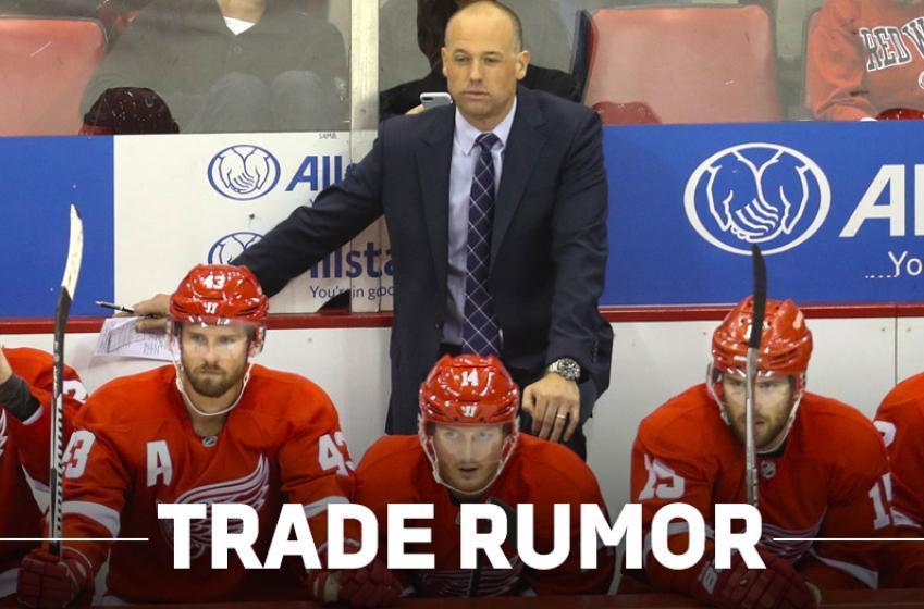 Trade Rumor : Elliotte Friedman talked about the Wings!