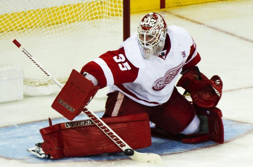 Injury Report: Goaltender Skates for First time