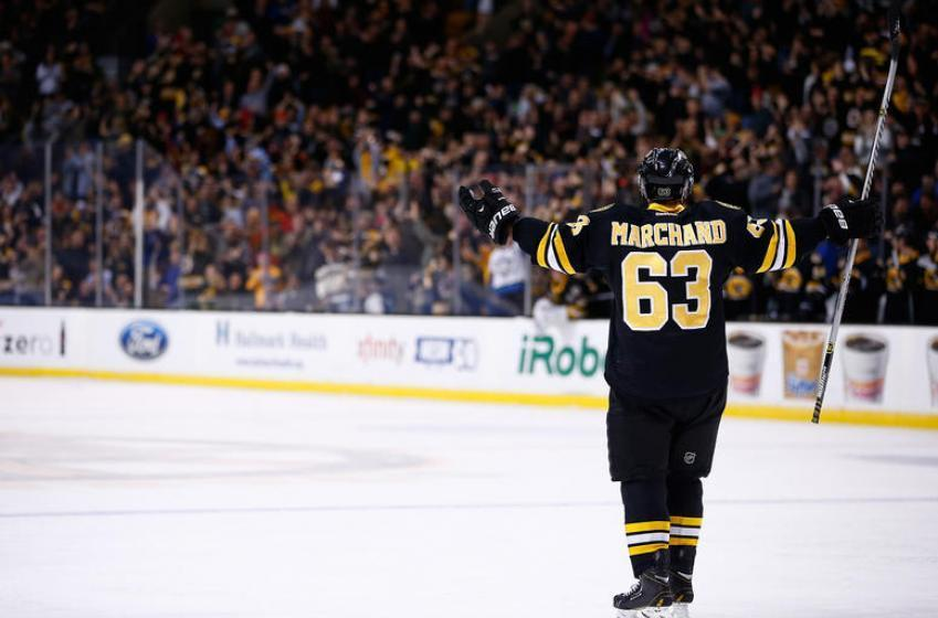 New service offered by the Boston Bruins
