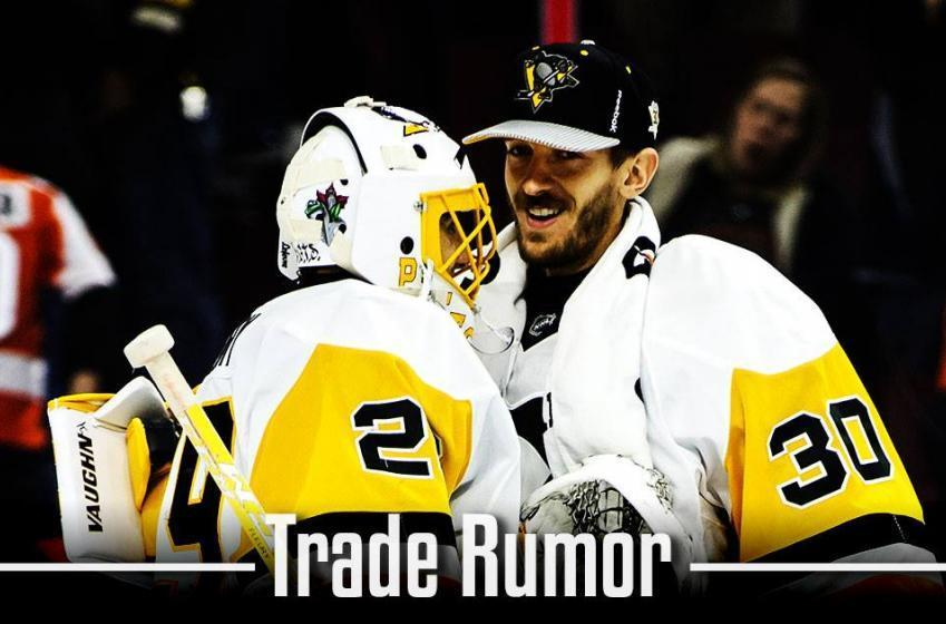 Update on Marc-Andre Fleury trade rumors.