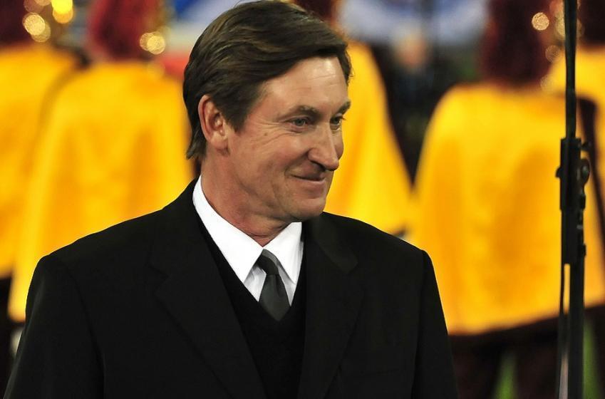 Rumor: NHL arena to be named after Wayne Gretzky!