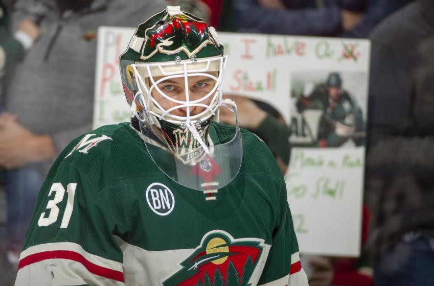 Kaapo Kahkonen to make his NHL debut vs. Devils