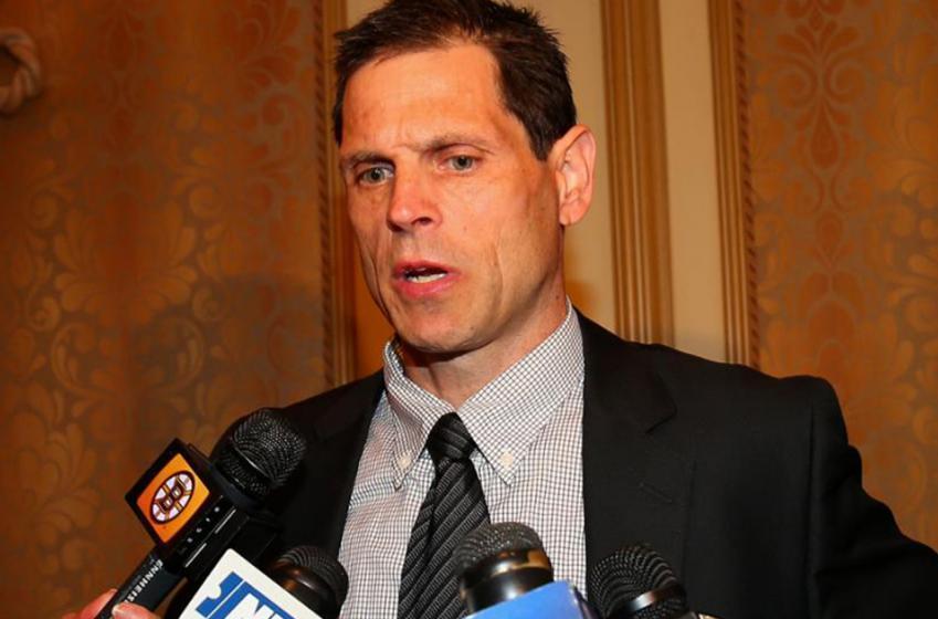 Report: Bruins GM Sweeney admits to trade rumors