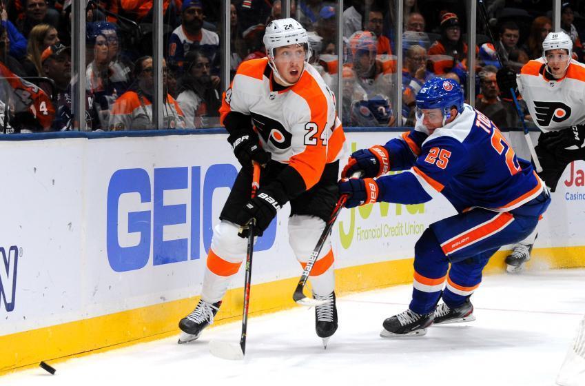 Flyers make roster move after placing Raffl on LTIR