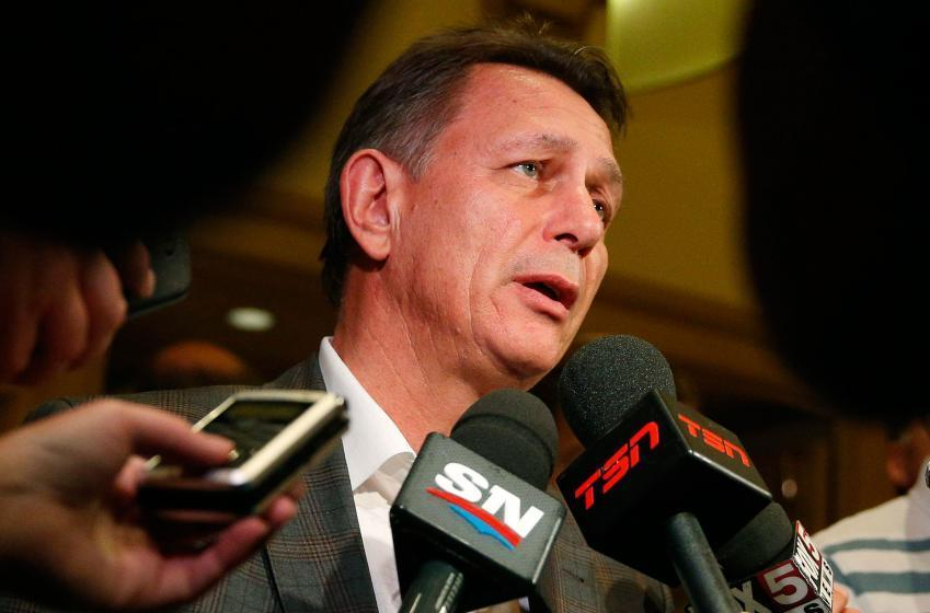 Report: Ken Holland has interest in Taylor Hall.