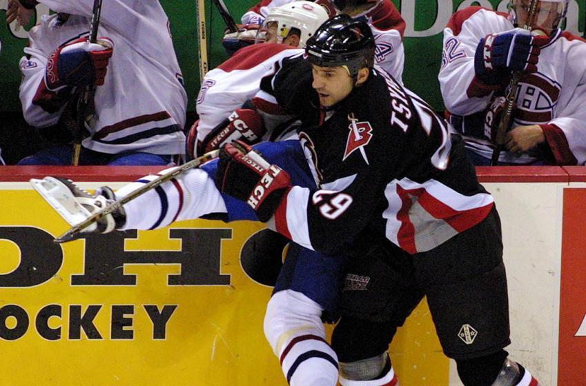 Former NHLer Vladimir Tsyplakov passes away far too young.