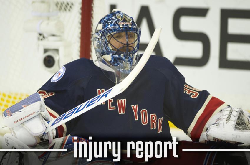 Breaking: Major update on Henrik Lundqvist