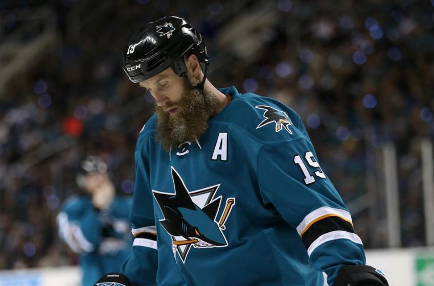 Fresh news about Joe Thornton rehab, future with Sharks.