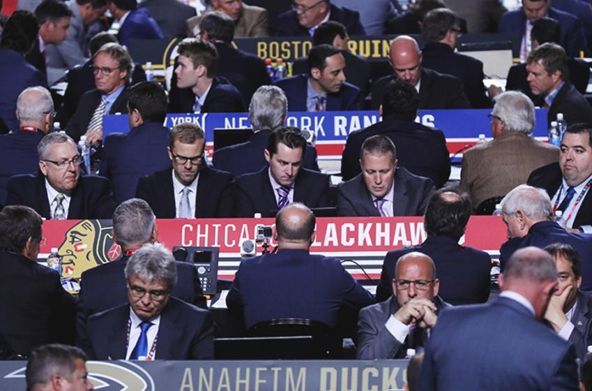Breaking: Disgraced GM back in the NHL