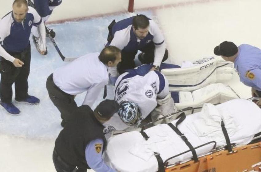 More bad news on Ben Bishop's injury.