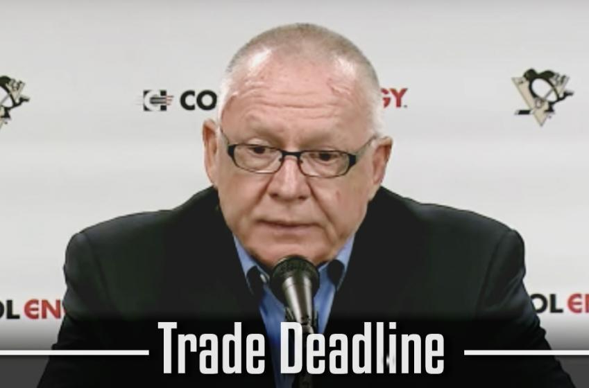 Trade Alert: The Pittsburgh Penguins have acquired veteran defenseman.
