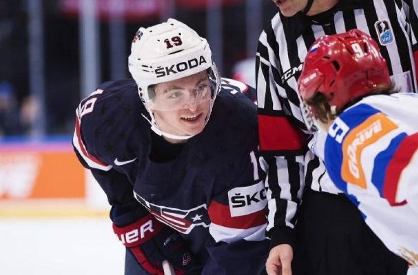 Report: Jimmy Vesey has met with 7 NHL teams.