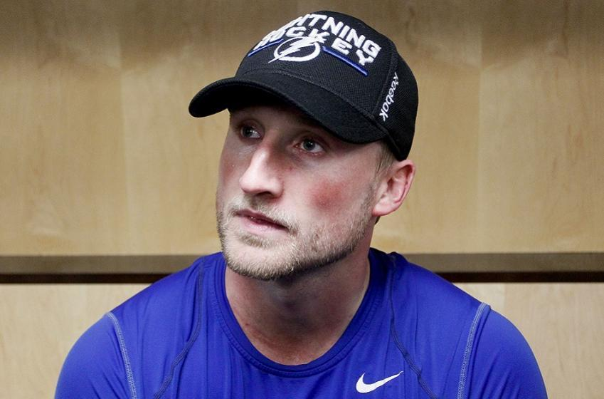 Breaking: Tests reveal a major injury to Steven Stamkos