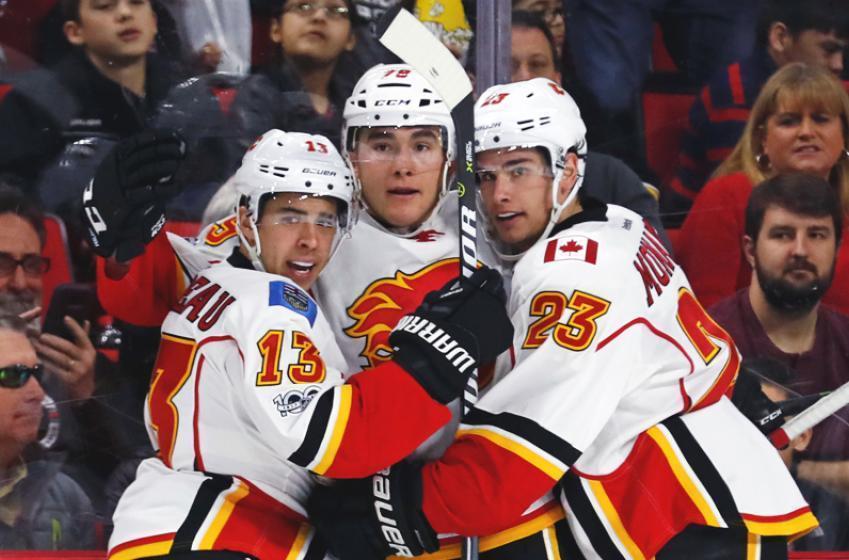 Rumor: Calgary Flames reportedly pursuing elite goaltender.