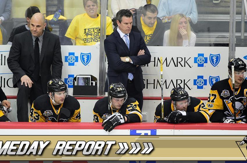 Breaking: Sullivan making adjustments for game 2