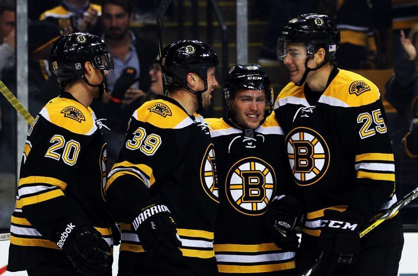 Report: Boston Bruins' most untouchable player.