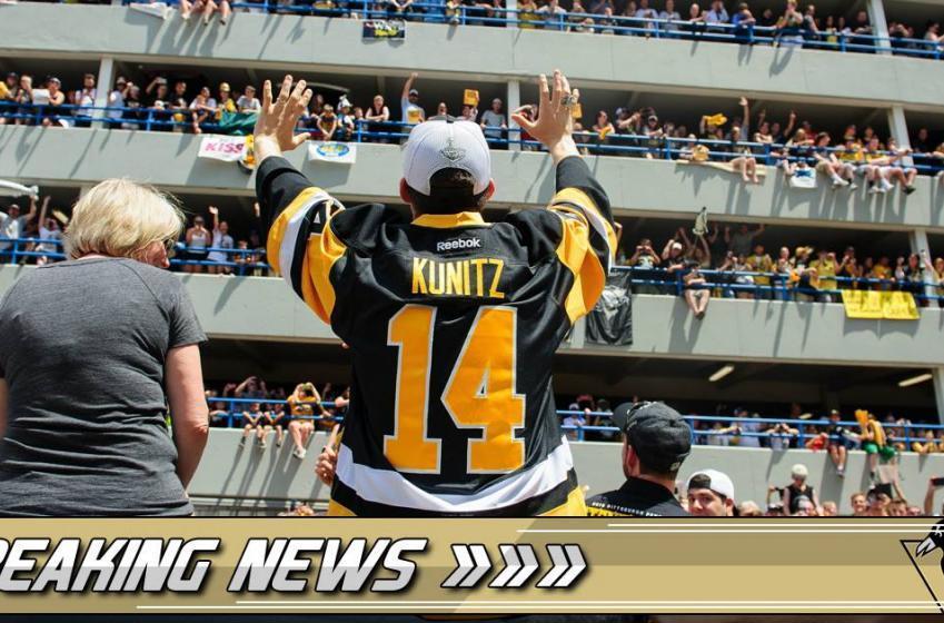BREAKING: MAJOR update regarding Kunitz health condition