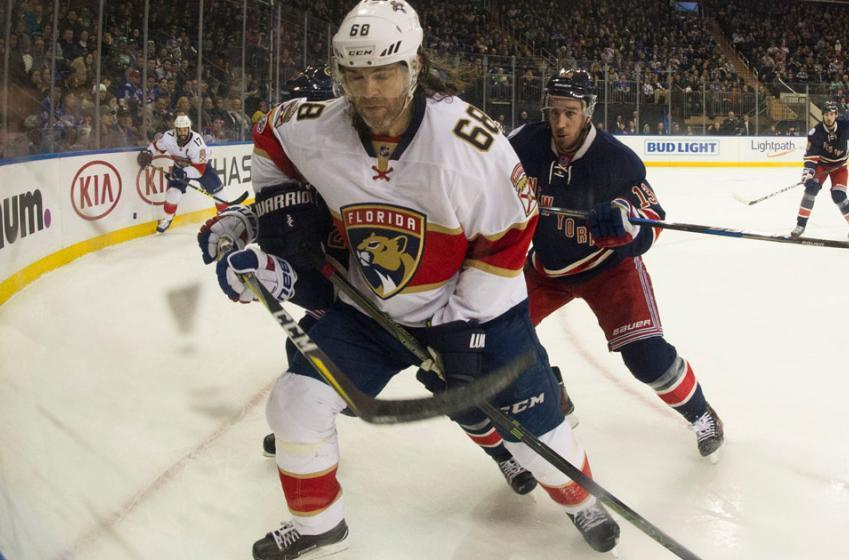 NHL scout talks about Jaromir Jagr's best fit!