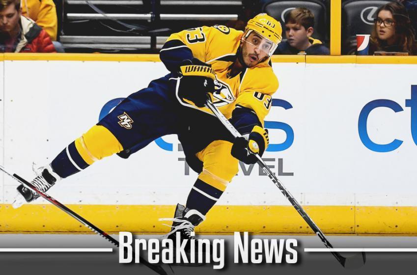 Breaking News :Development around Mike Ribeiro is known!
