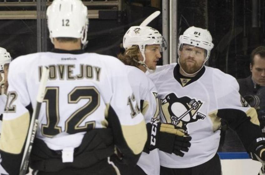 Penguins clinch a playoff spot and Maple Leaf fans rejoice.