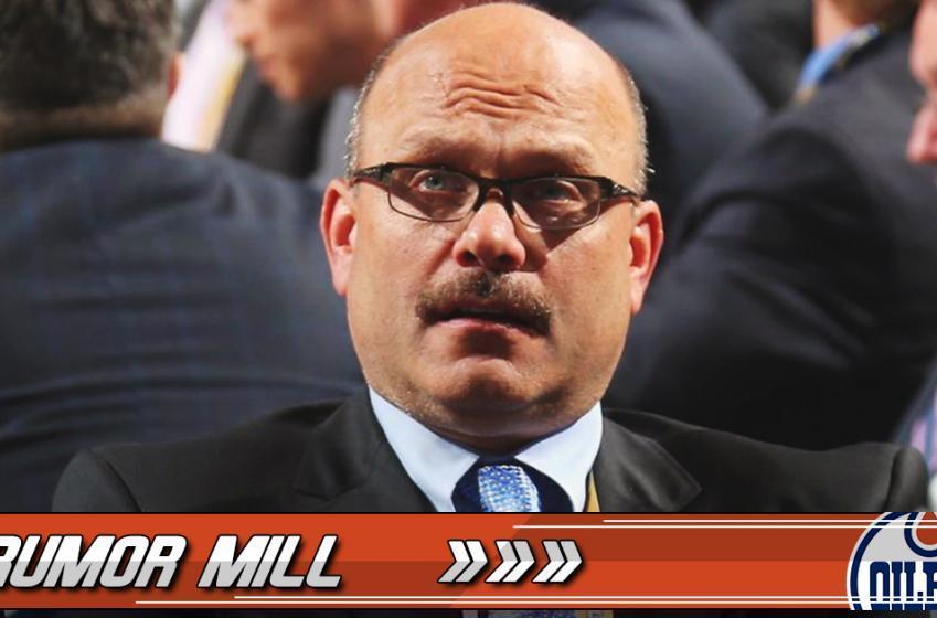Rumor: Edmonton Oilers could be pursuing a key UFA defenseman.