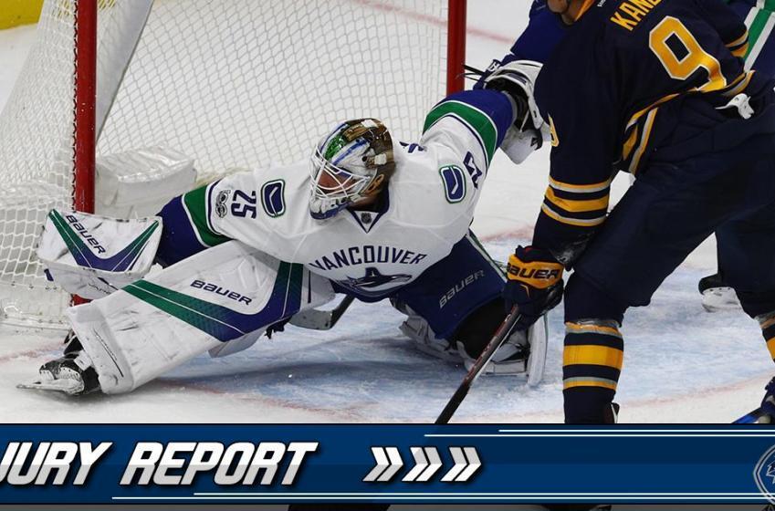 Injury Update: Did Markstrom suffer a setback?