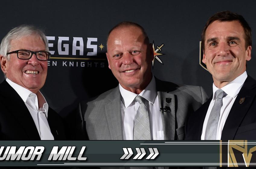 Rumor Milll: Golden Knights to sign Edmonton-born RW/C free agent?