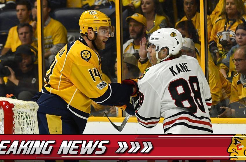 BREAKING: Rockford AHL goalie to start for Hawks in must-win Game 4!?