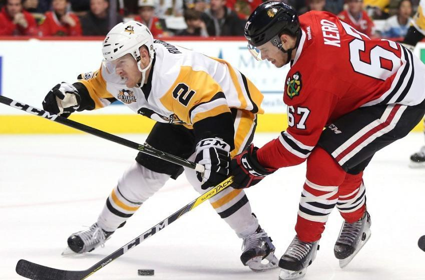 Penguins sign veteran defenseman to two-year deal.