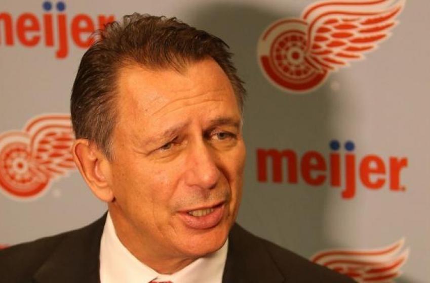 Red Wings GM hints big offseason trade.