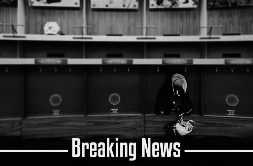 BREAKING : Former NHL goalie died on Saturday.