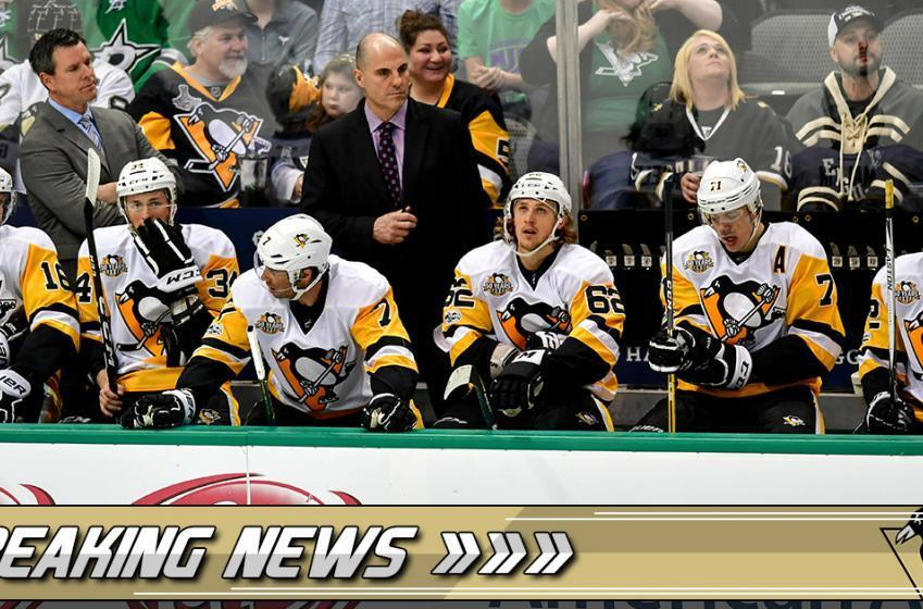 BREAKING: Key Penguins forward rejoins the team